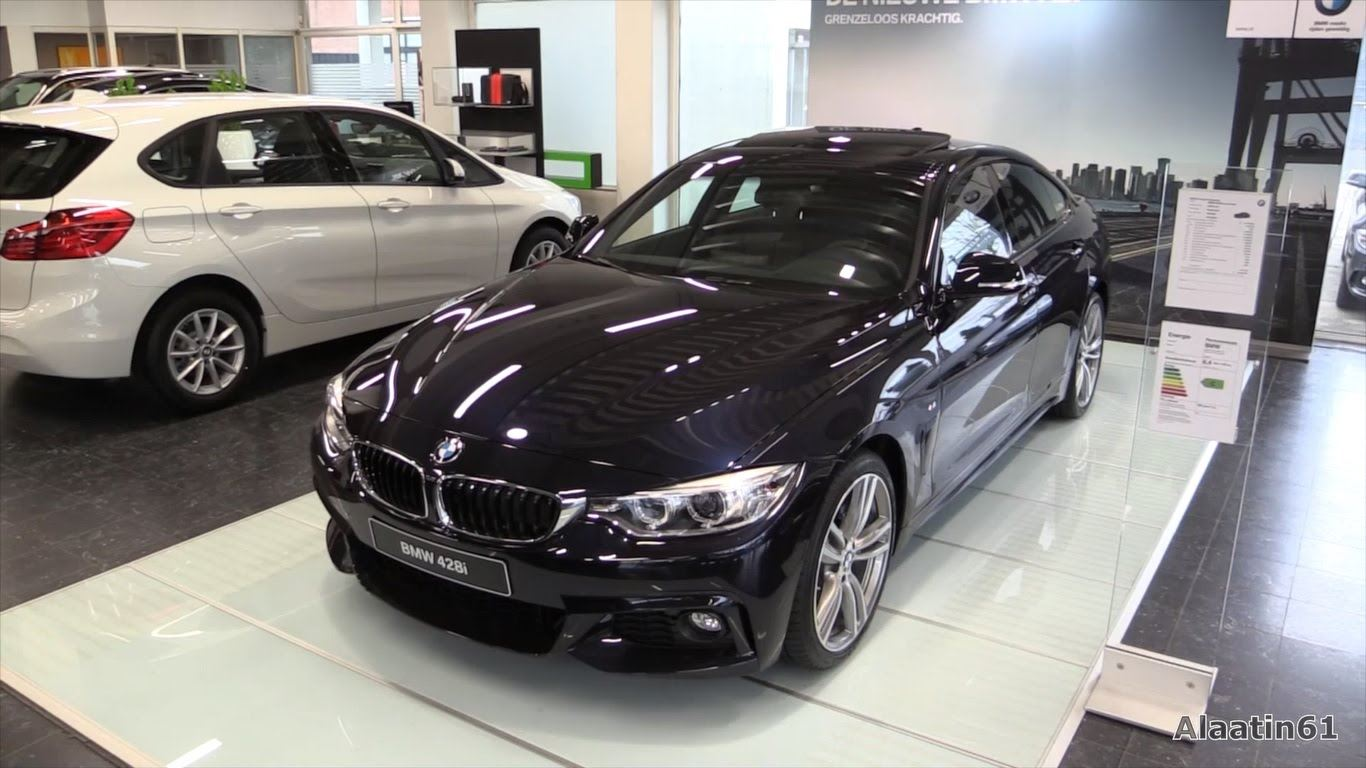 2017 BMW 420i Coupé Automatic