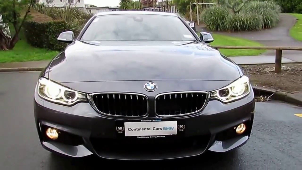 2017 BMW 420i xDrive Coupé Automatic