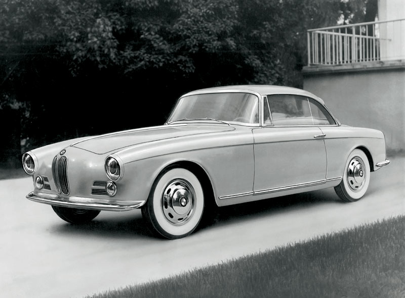 1955 BMW 503 Coupe