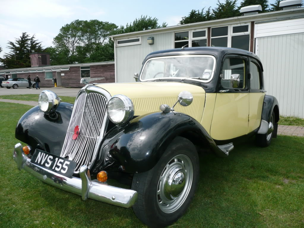 1934 Citroen Traction Avant 7 Sport