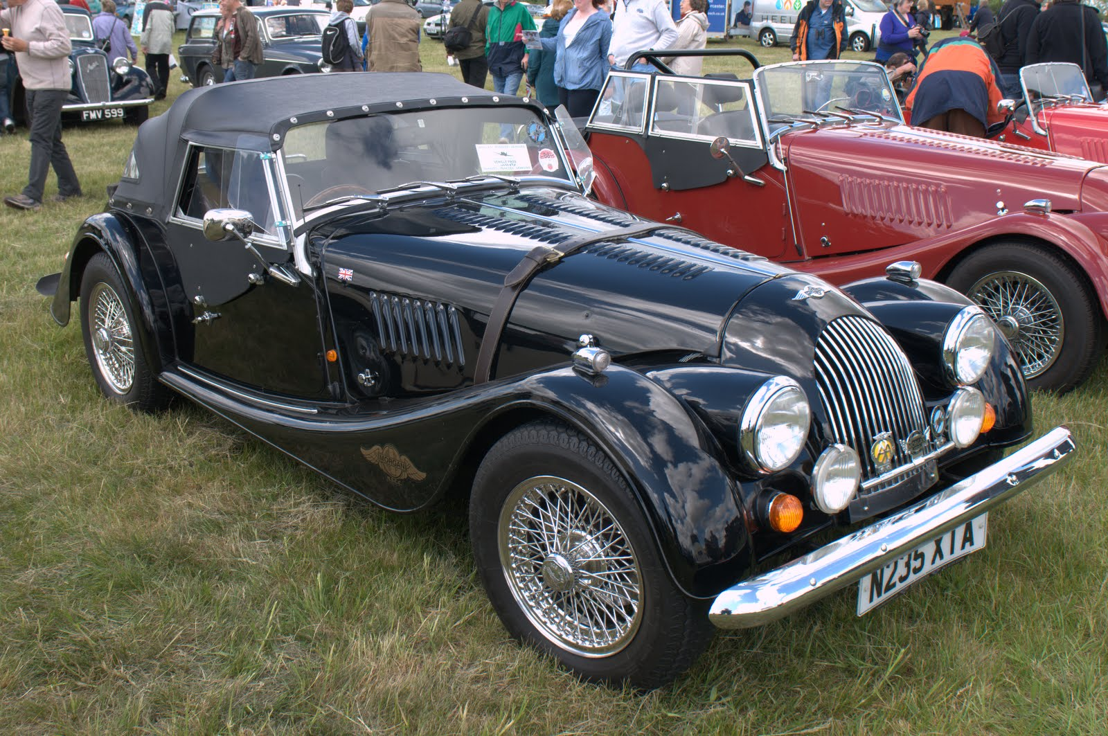 1936 Morgan Plus 4 Tourer Carsaddiction Com