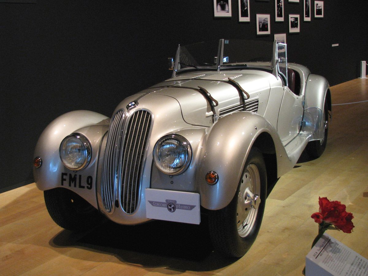 Frazer Nash BMW 328 (1937)