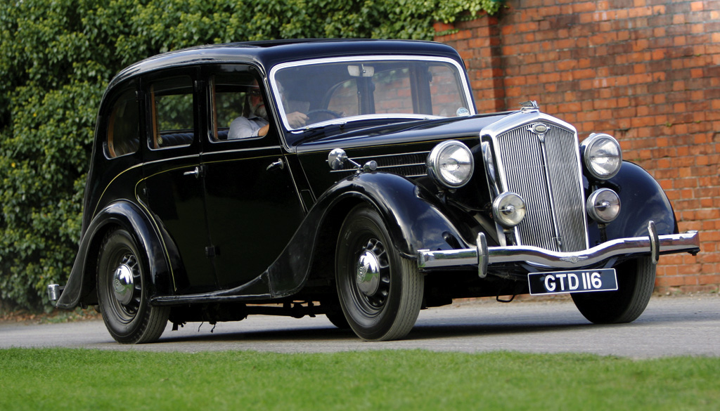 1938 Wolsely 18/85