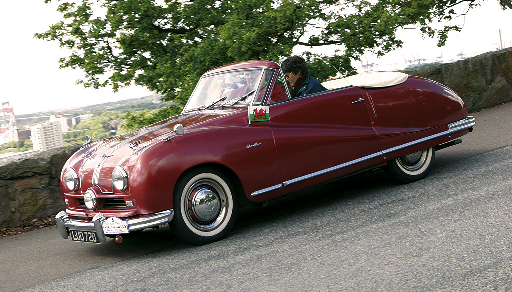 1948 Austin A90 Atlantic Convertible
