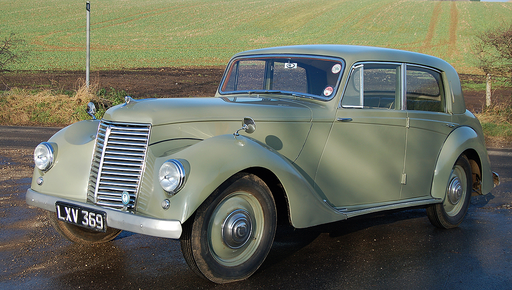 Armstrong-Siddeley Whitley (1950-1954)