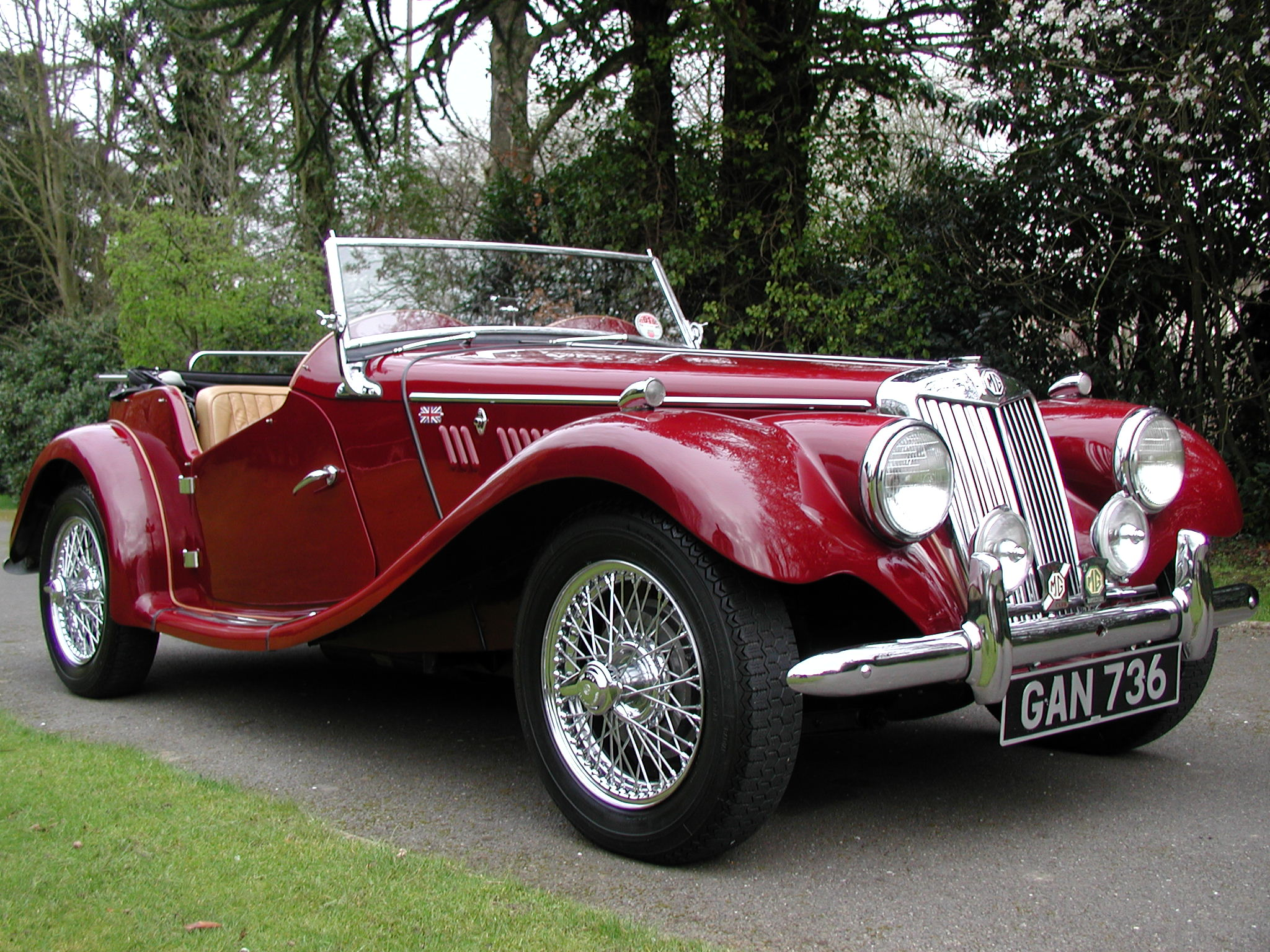 Old English Cars That Start With M