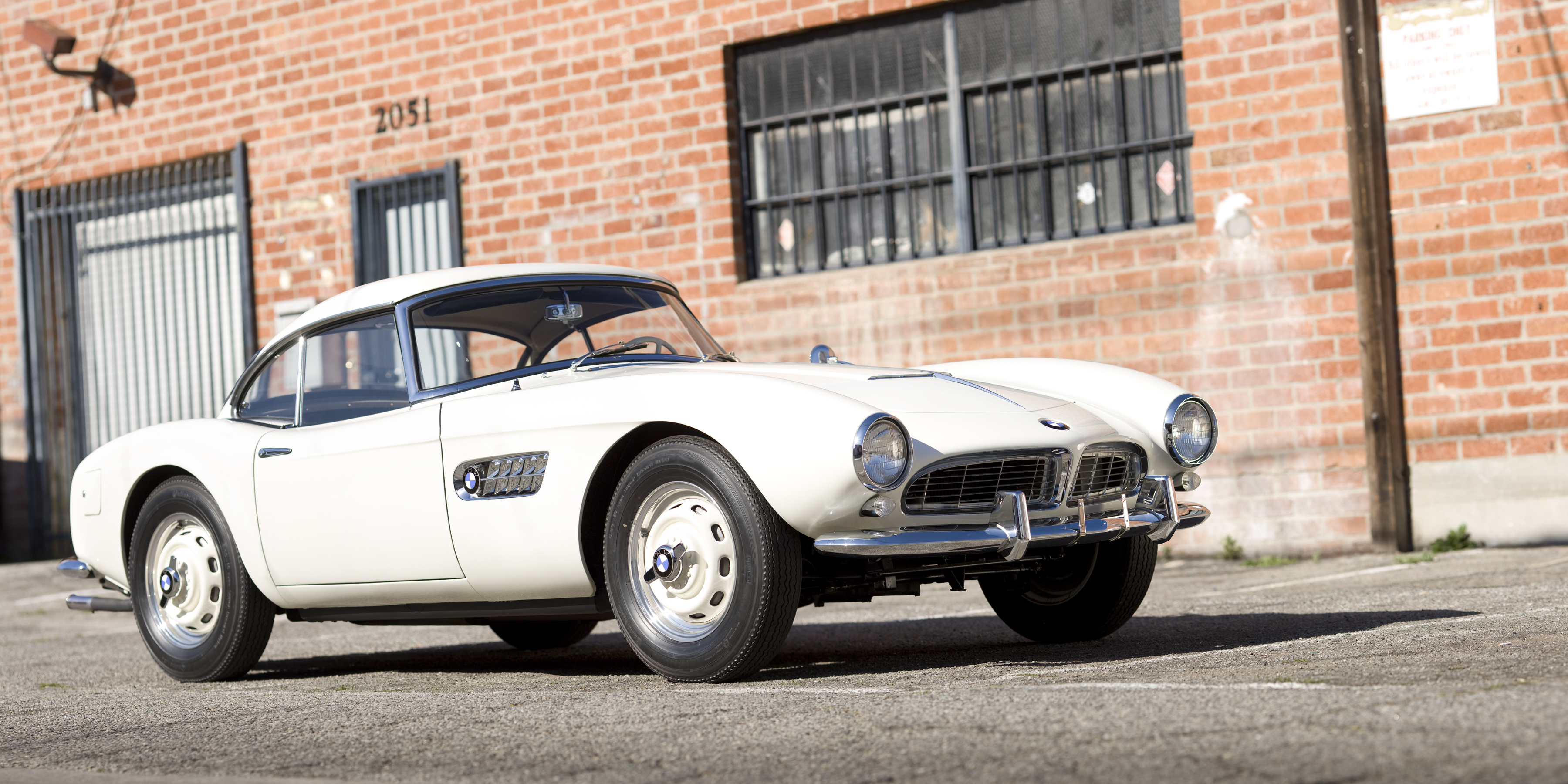 1955 Bmw 507 Sport Coupe