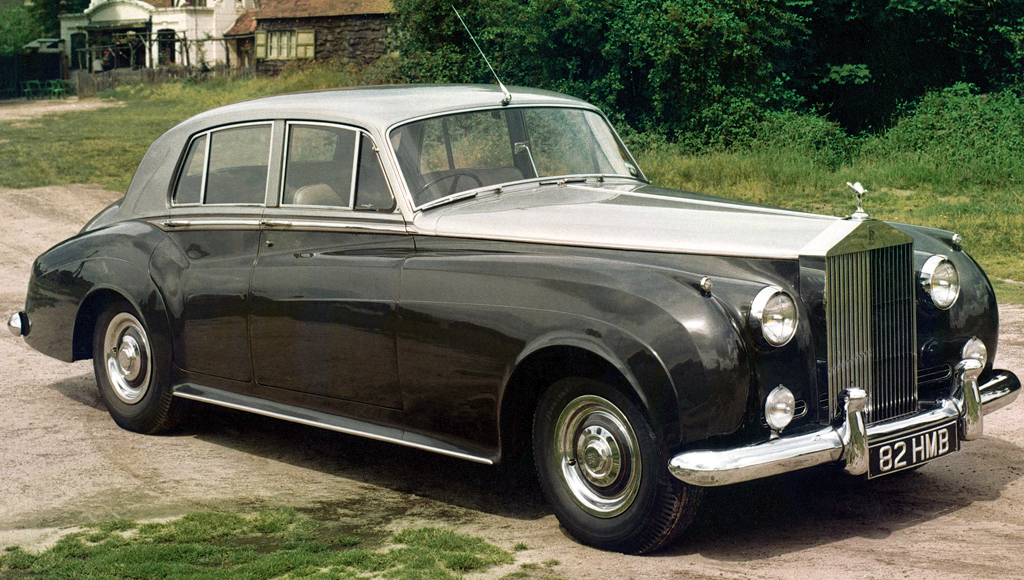 1955 Rolls Royce Silver Cloud I