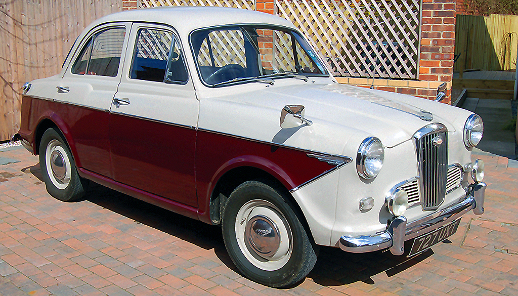 1957 Wolsely 1500