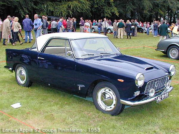 1957 Lancia Appia Series Ii Coupe Carsaddiction