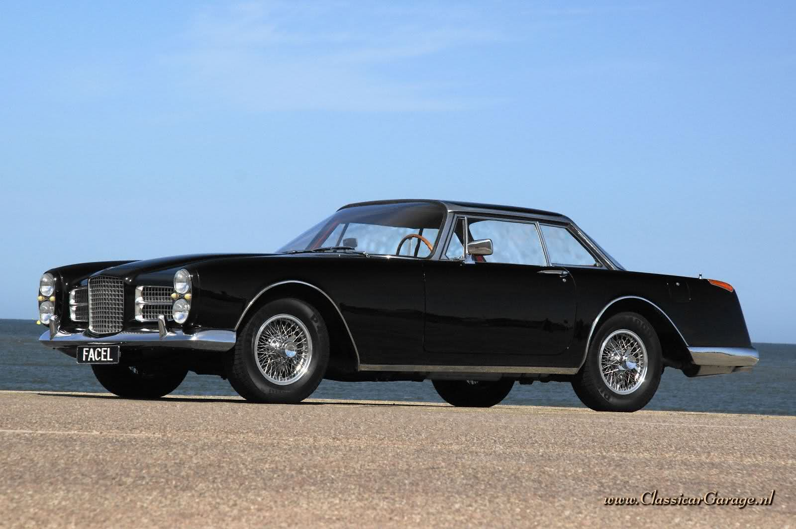 1958 Facel Vega Excellence Carsaddiction Com