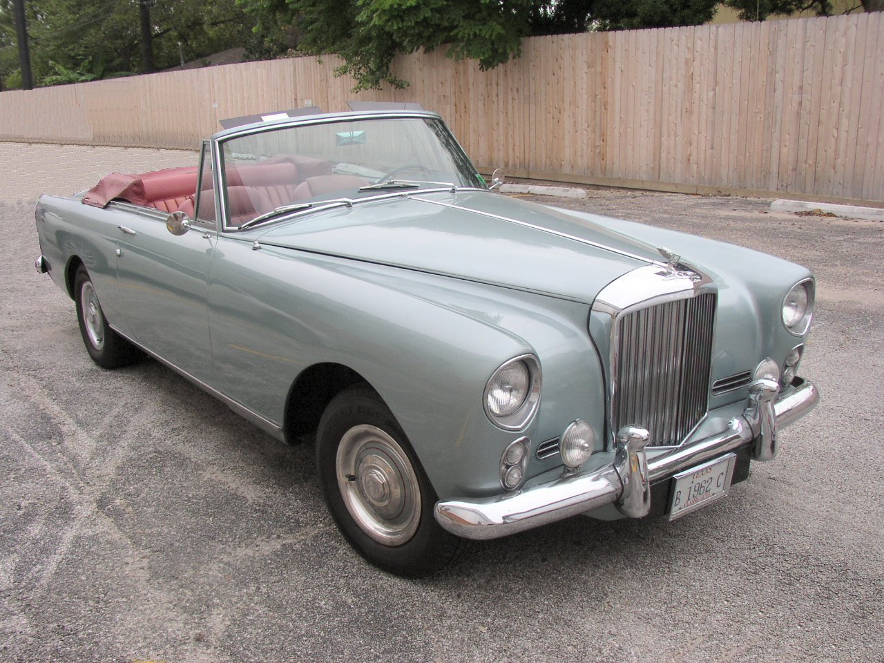 Bentley S2 Drophead Coupe (1959-1962)