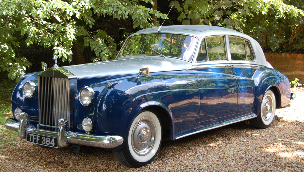 1959 Rolls Royce Silver Cloud II