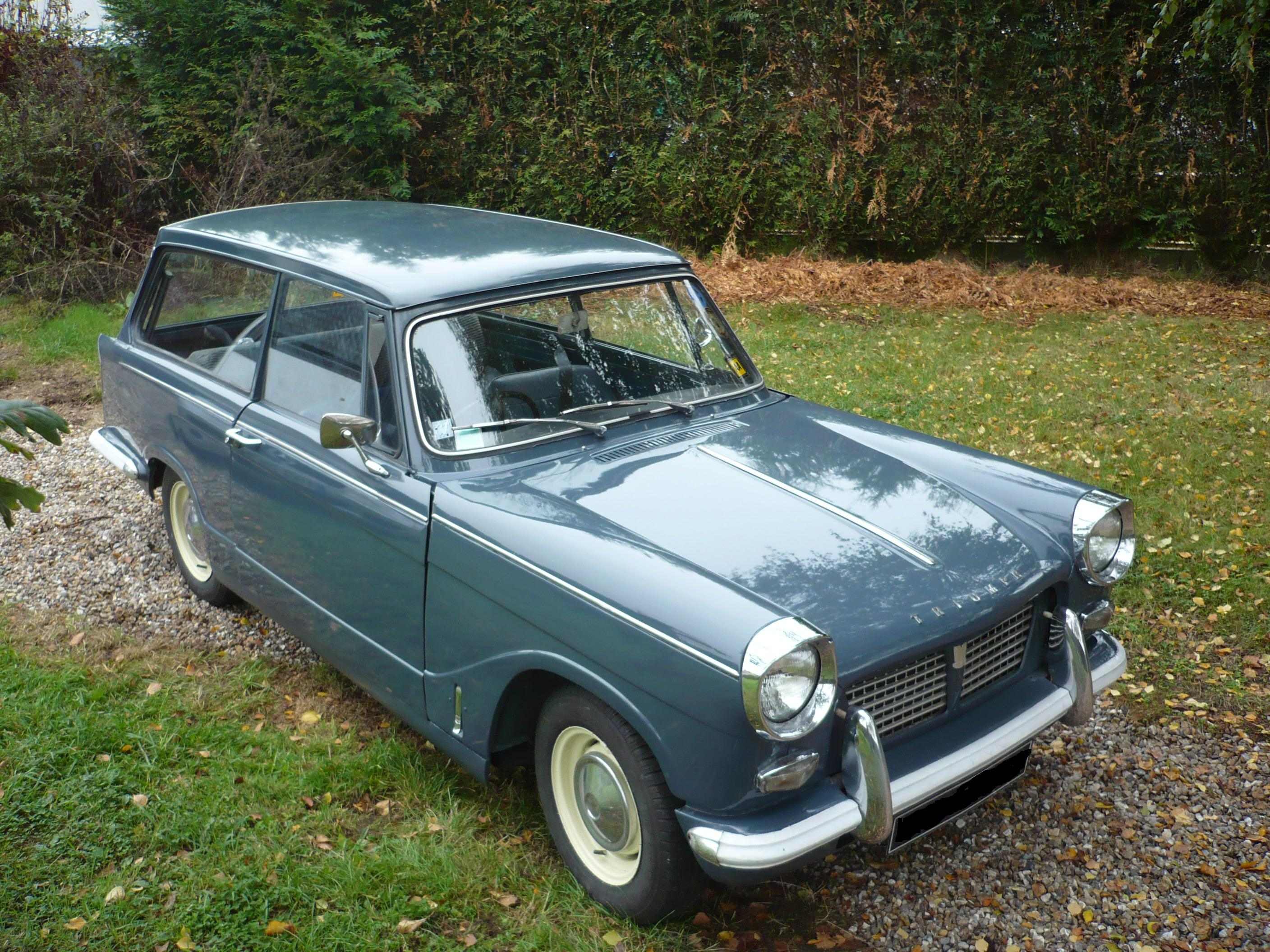 1961 Triumph Herald 1200 Estate