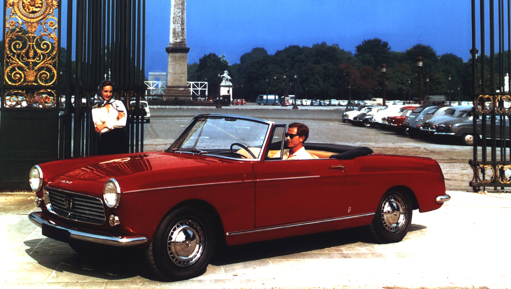 1962 peugeot 404 cabriolet. Black Bedroom Furniture Sets. Home Design Ideas