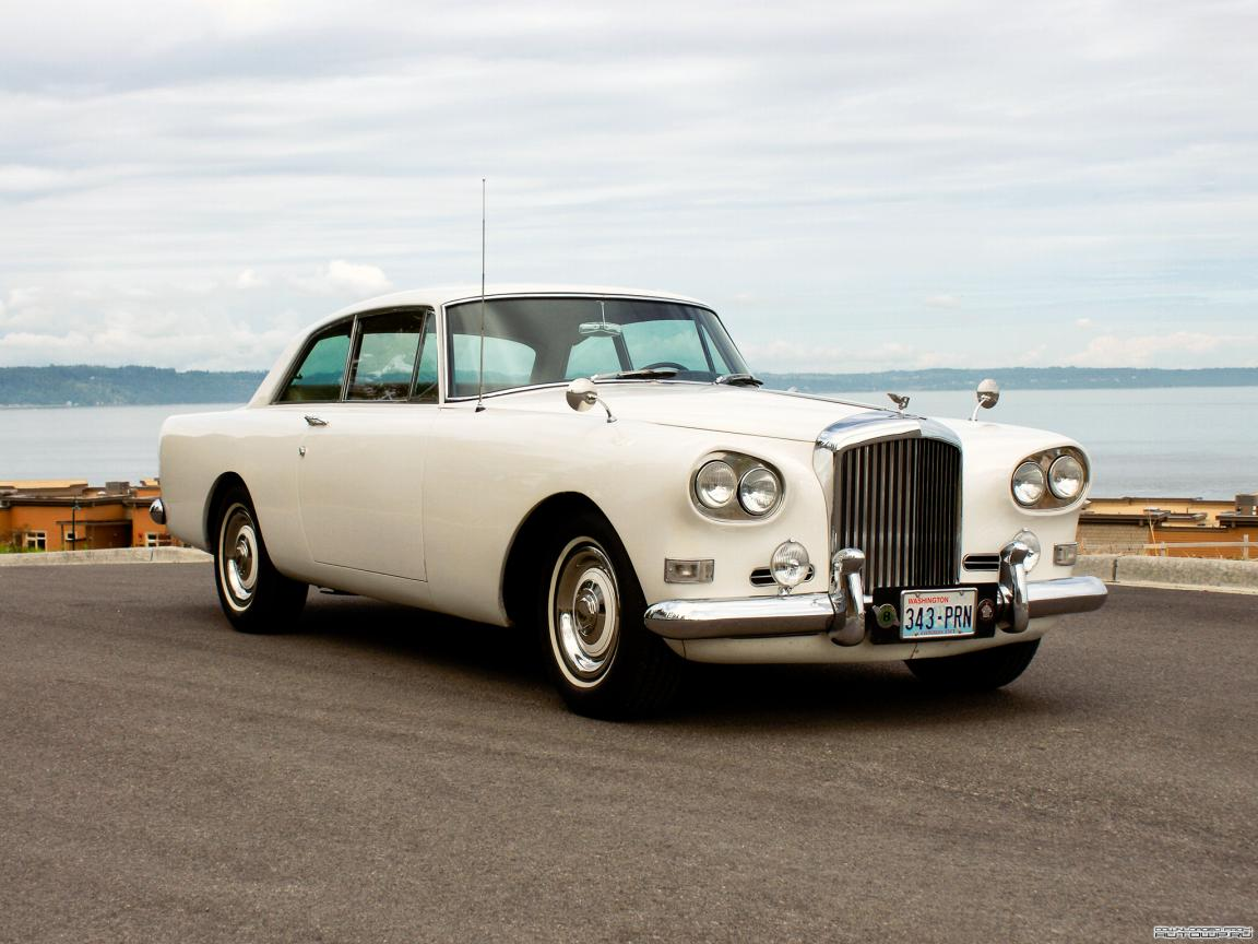 1962 Bentley S3 Continental (Park Ward)