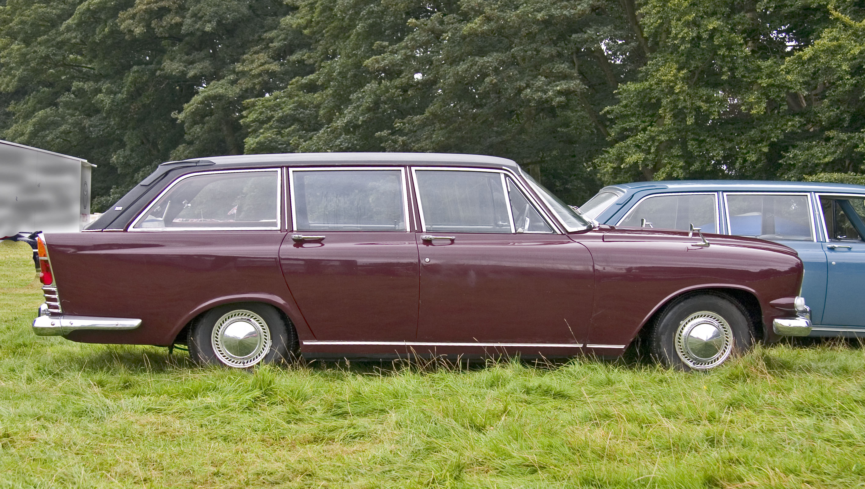 1962 Ford Zephyr 4 MkIII Estate