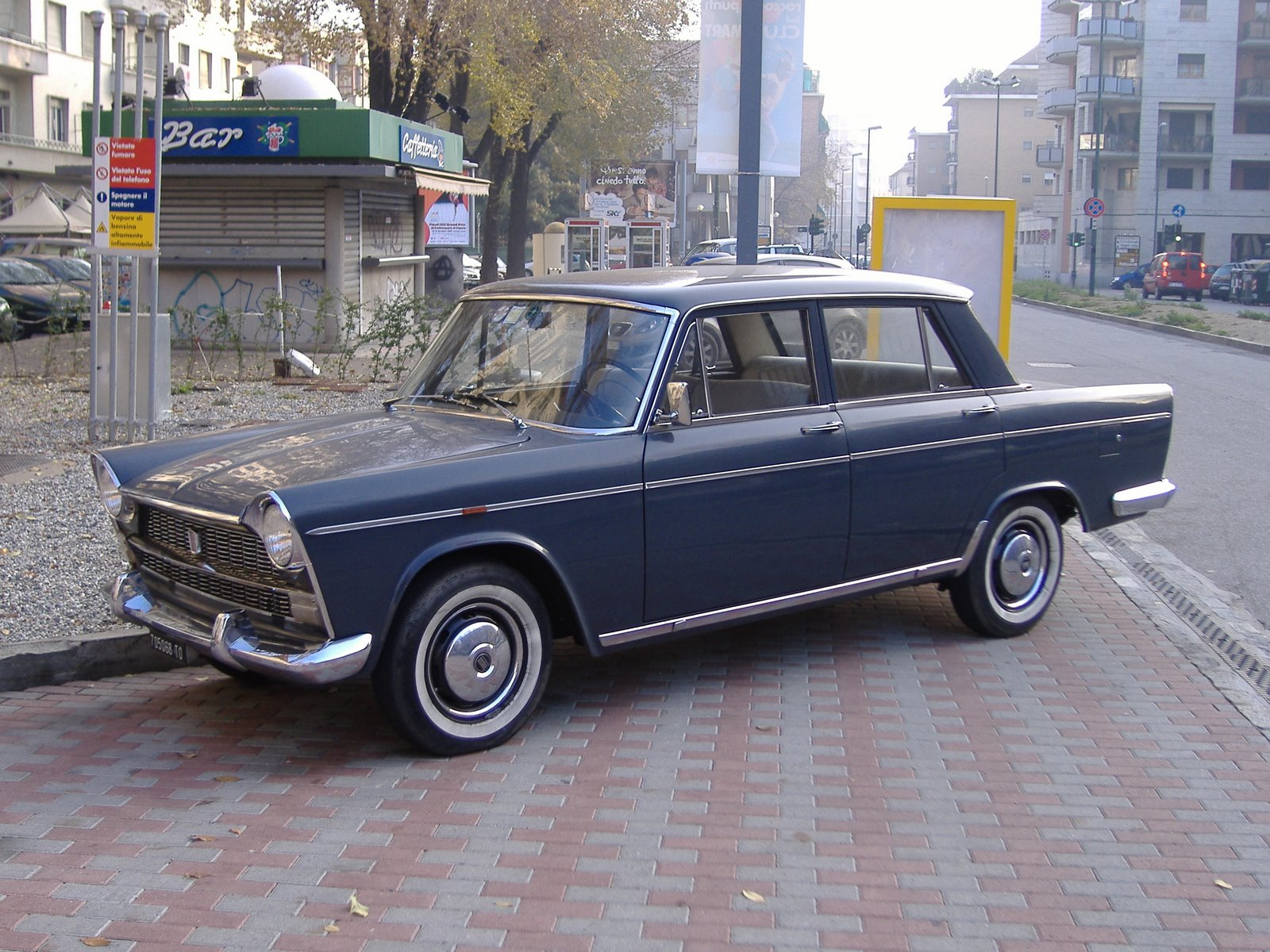 1963 Fiat 1500l Carsaddiction Com