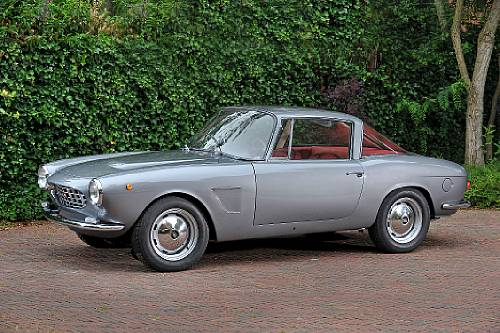 1963 Fiat 1600s Coupe Pininfarina Carsaddiction Com