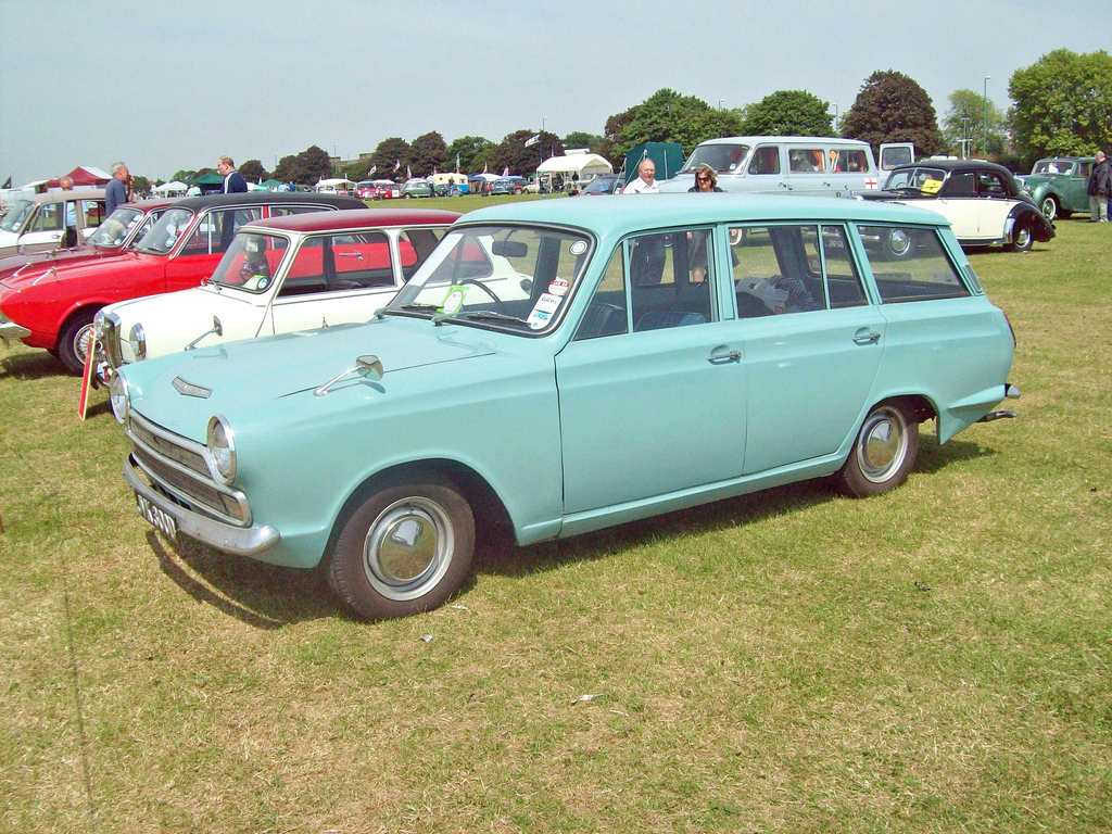 1963 Ford Consul Cortina Estate