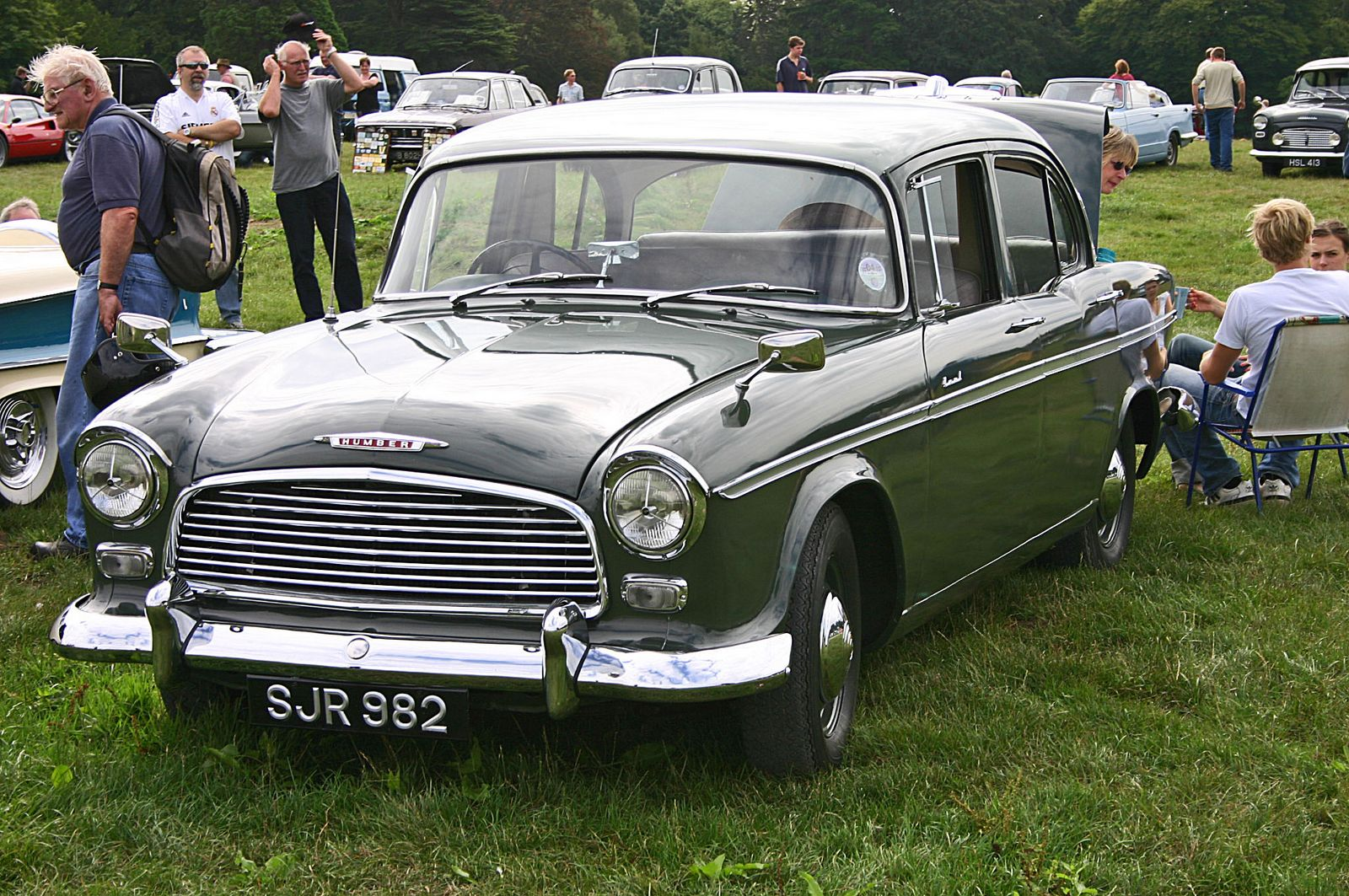 1963 Humber Hawk Series 3 Carsaddiction Com