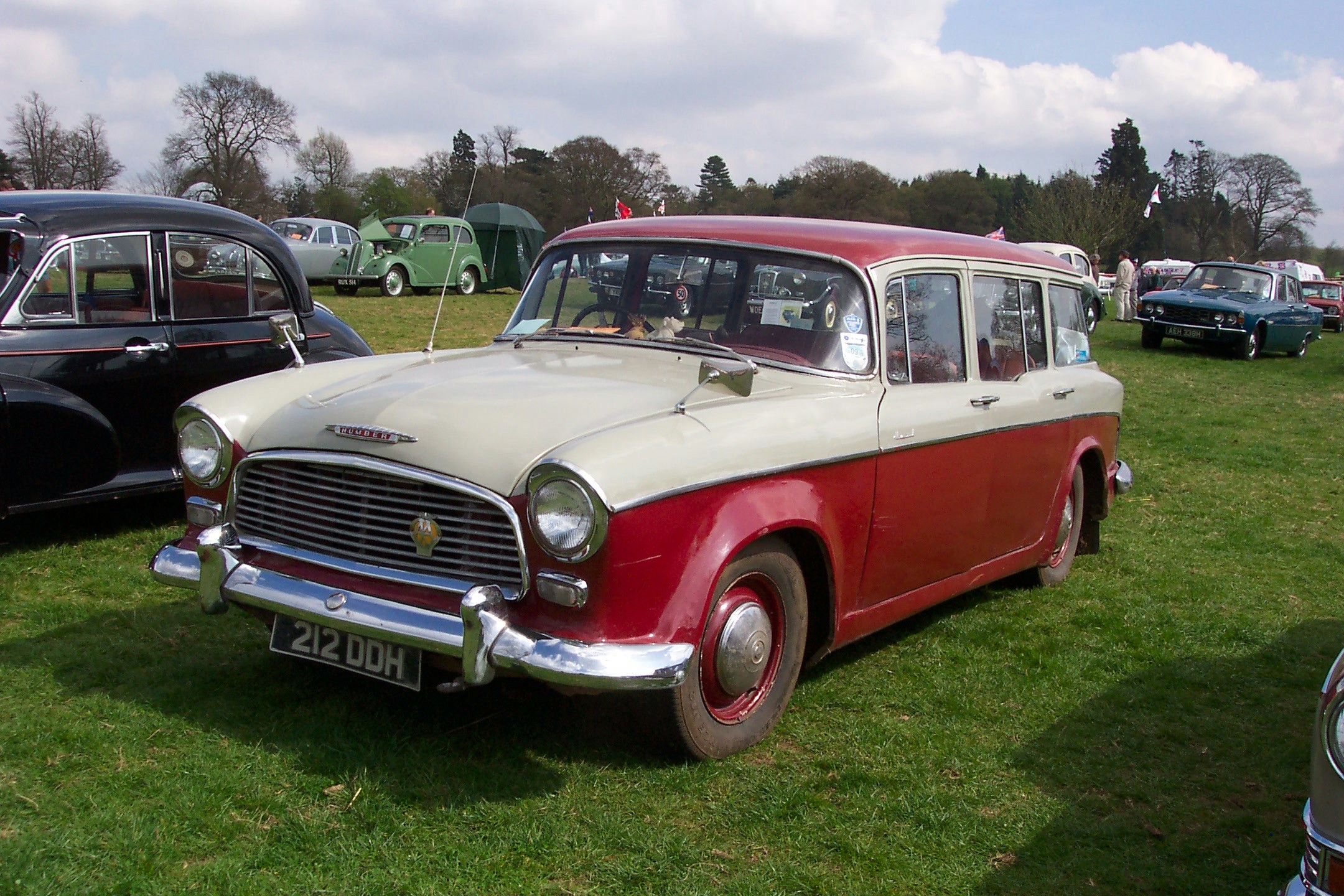 1963 Humber Hawk Series 3 Estate