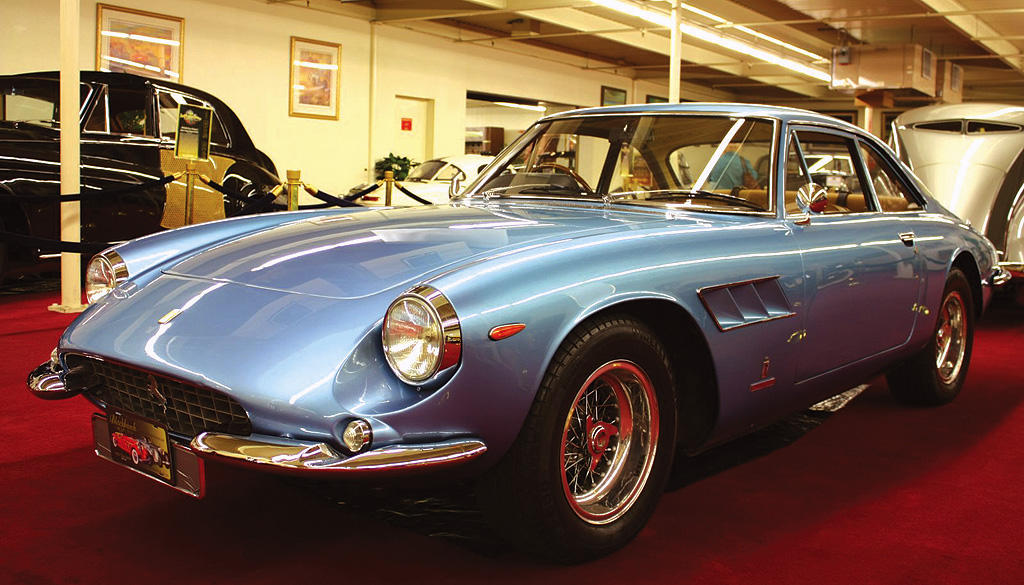 1964 Ferrari 500 Superfast