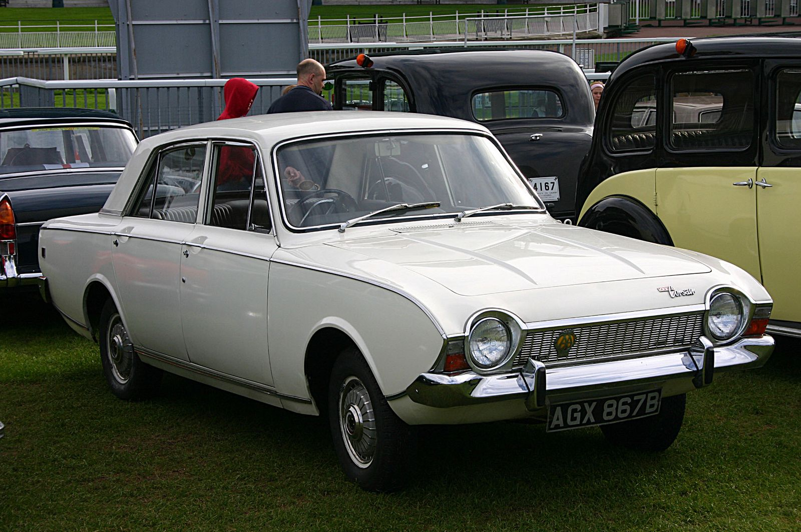 1964 Ford Corsair 120 E Carsaddiction Com