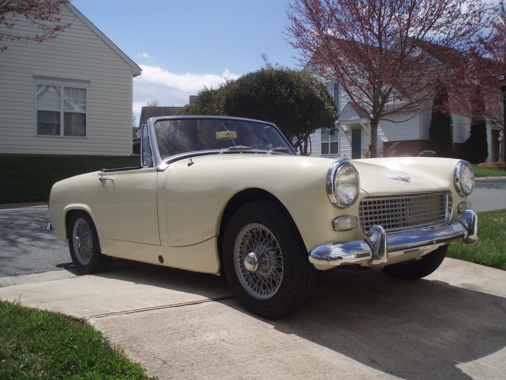 1964 Austin Healey Sprite Mk3 Carsaddiction Com