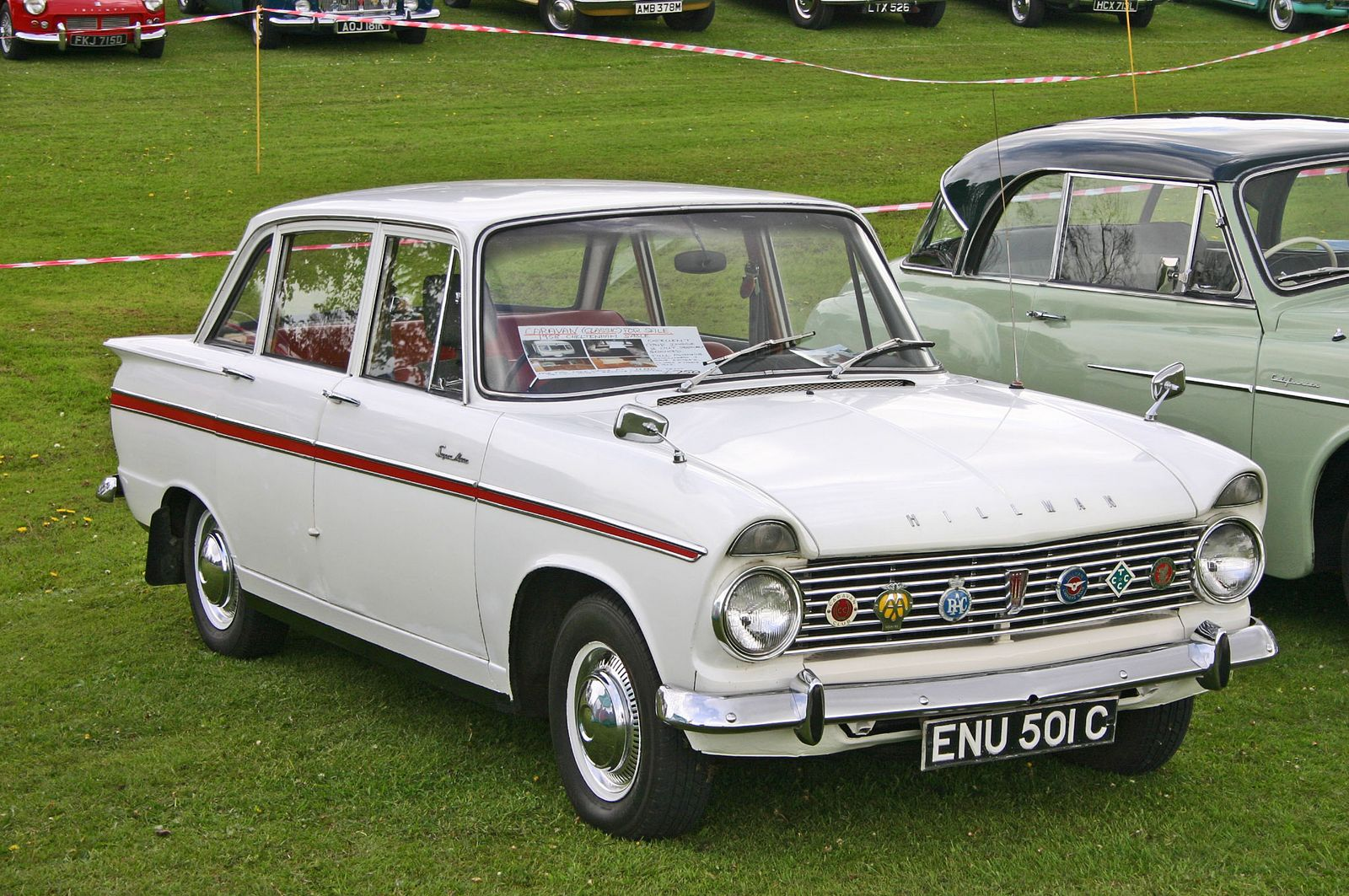 1964 Hillman Super Minx - CarsAddiction.com