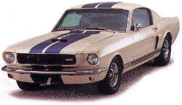 1965 Ford Mustang Shelby GT-350