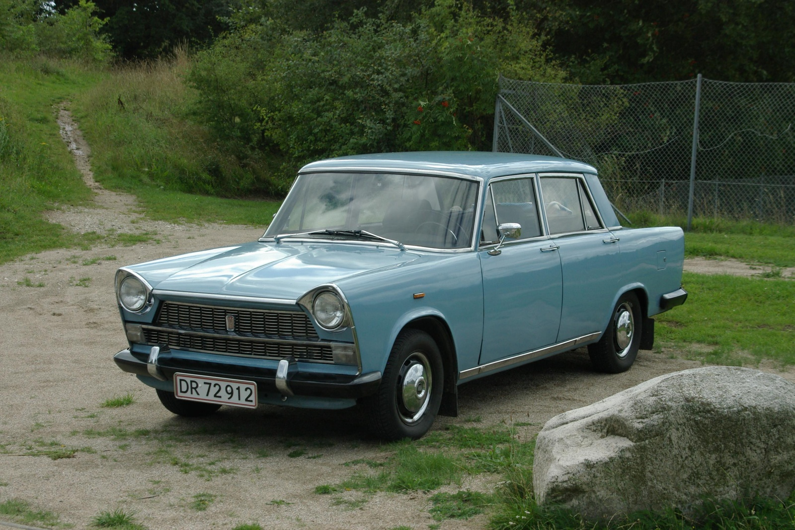 1961 Fiat 1300 Carsaddiction Com