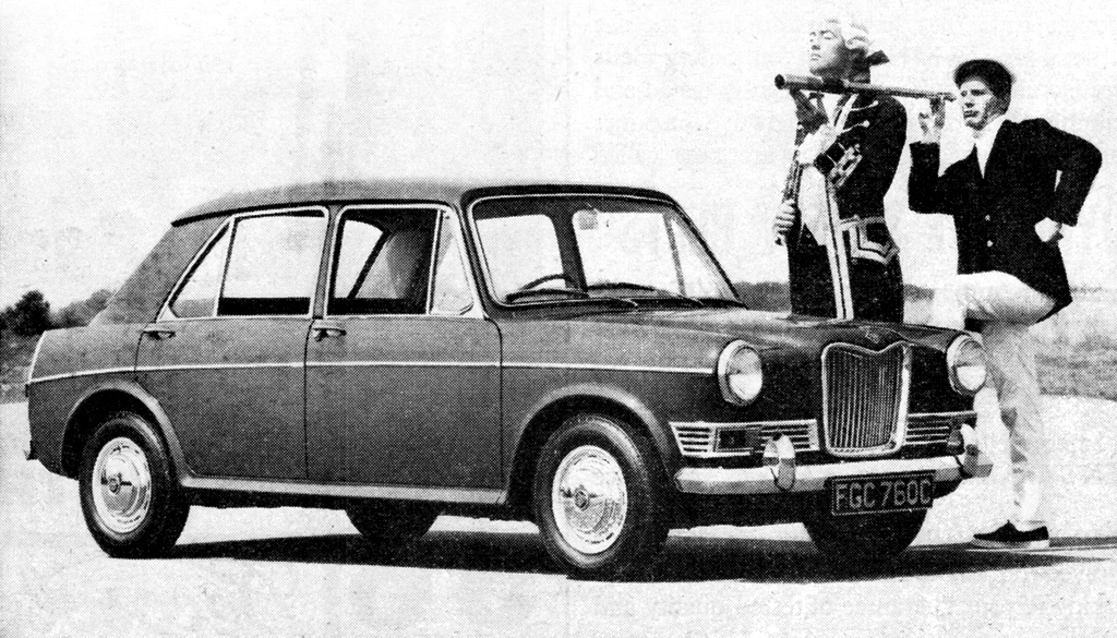 1965 Riley Kestrel 1100