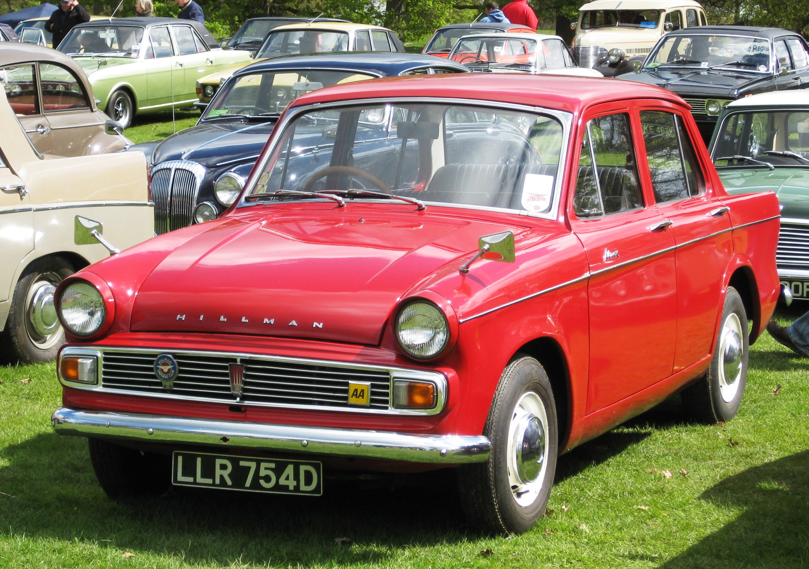1965 Hillman Minx 6 - CarsAddiction.com