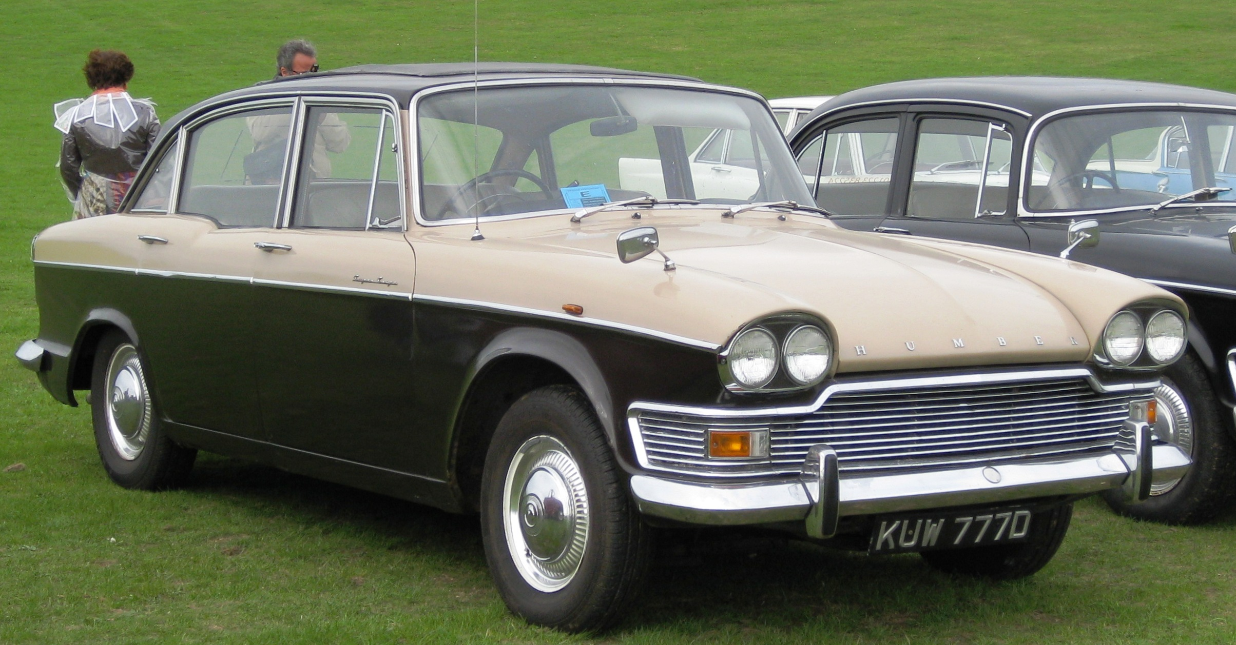 1965 Humber Super Snipe Series 5