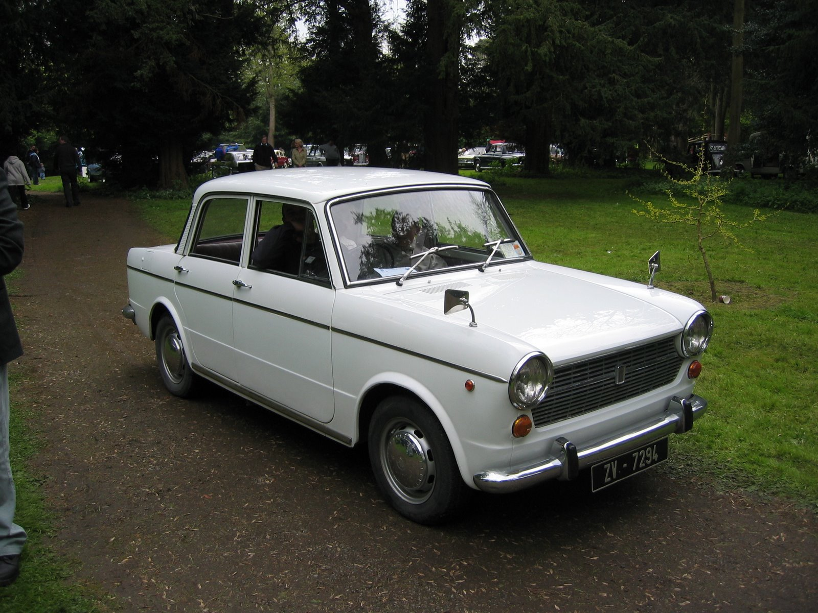 1966 Fiat 1100r Carsaddiction Com