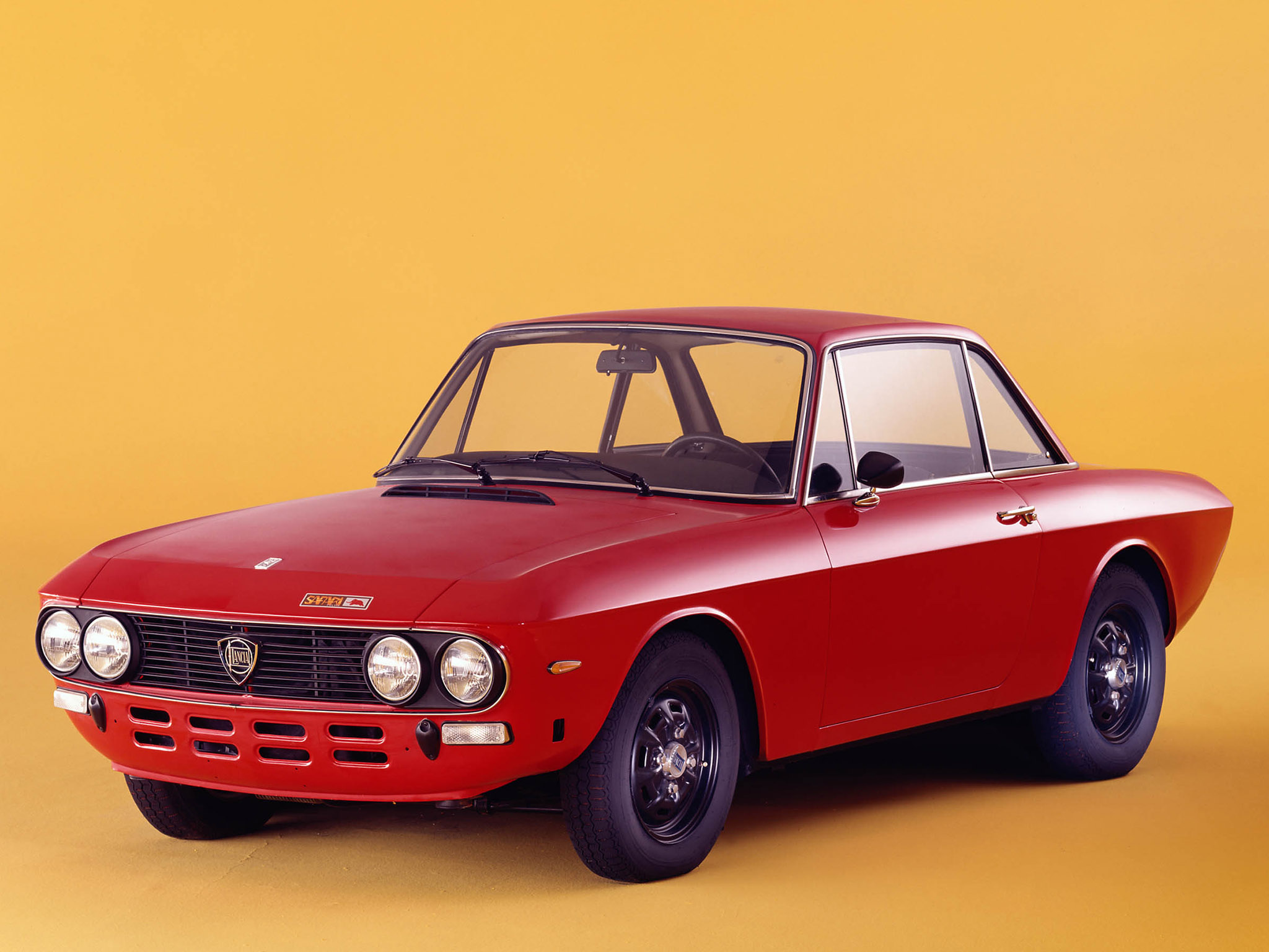 1967 Lancia Fulvia Coupe Rally 1.3HF