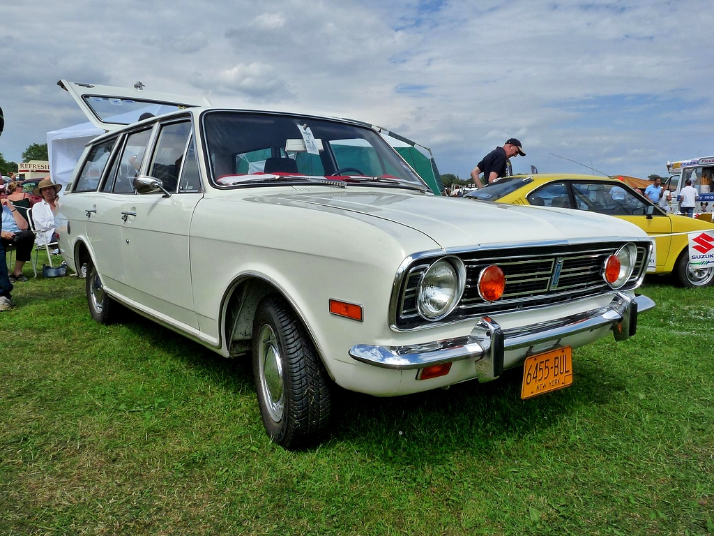 1968 Ford Cortina 1600 Super Estate