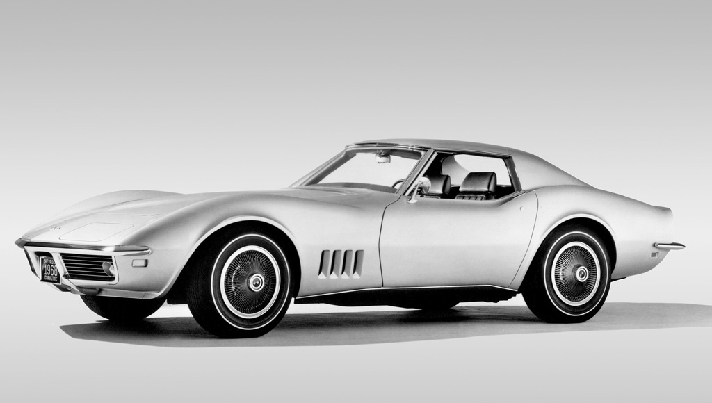 1968 Chevrolet Corvette Stingray C3 Carsaddiction Com
