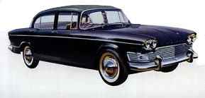 1960 Humber Super Snipe Series 3
