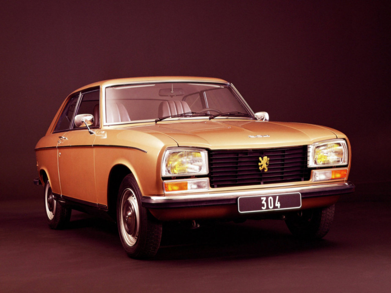 1970 Peugeot 304 Coupe
