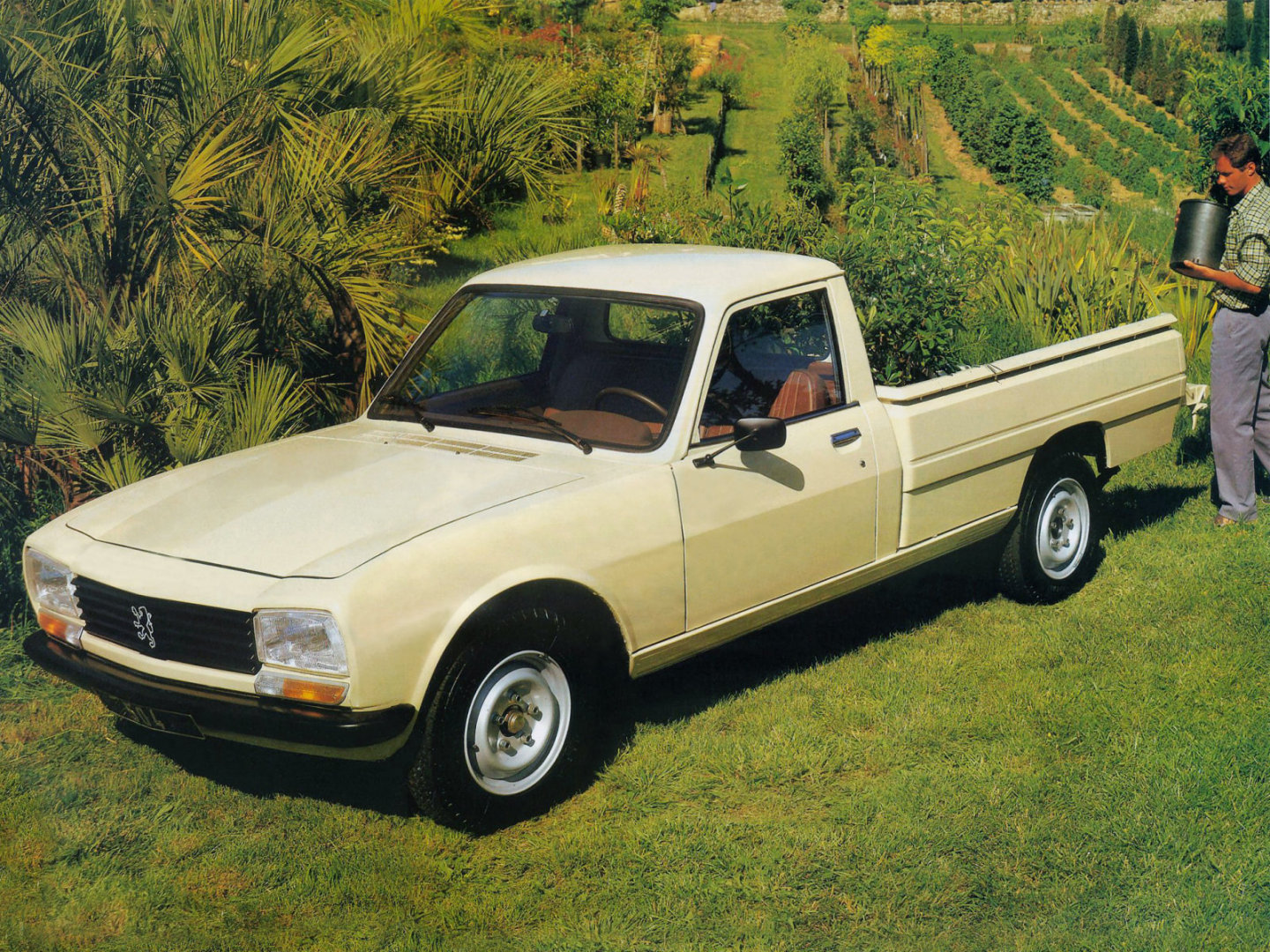 1970 Peugeot 504 Pick Up Carsaddiction Com