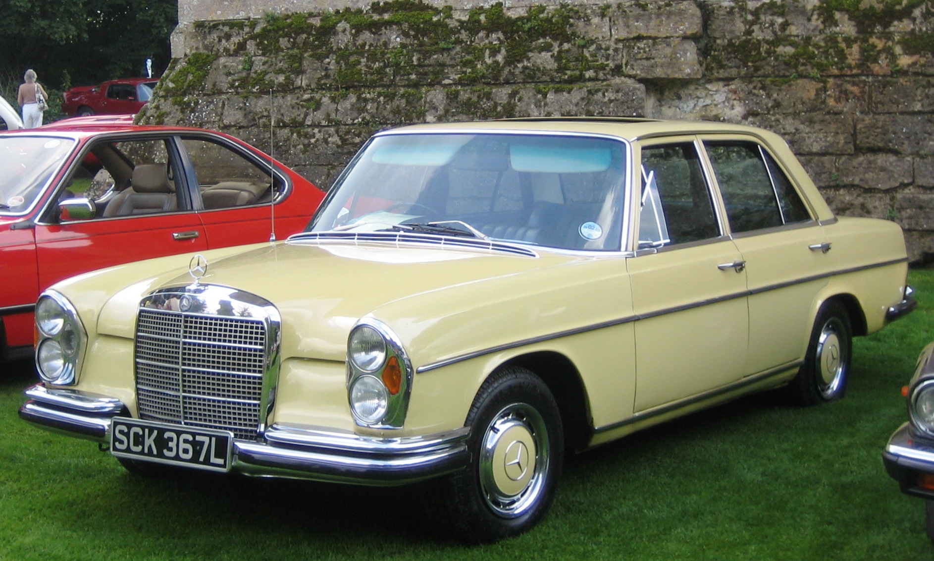 1971 Mercedes Benz 280 Carsaddiction Com
