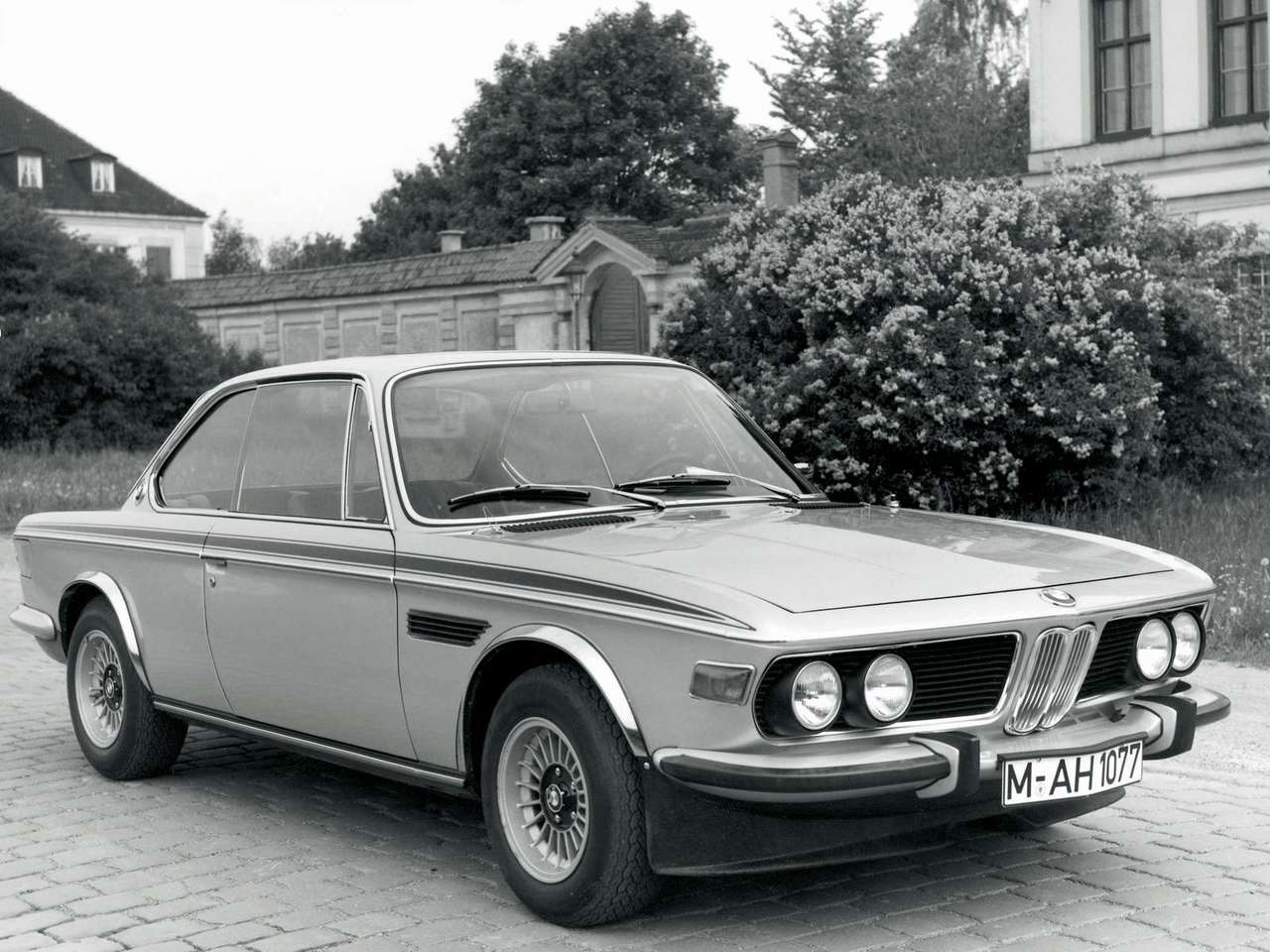 1971 Bmw 3 0 Csl Coupe Carsaddiction Com