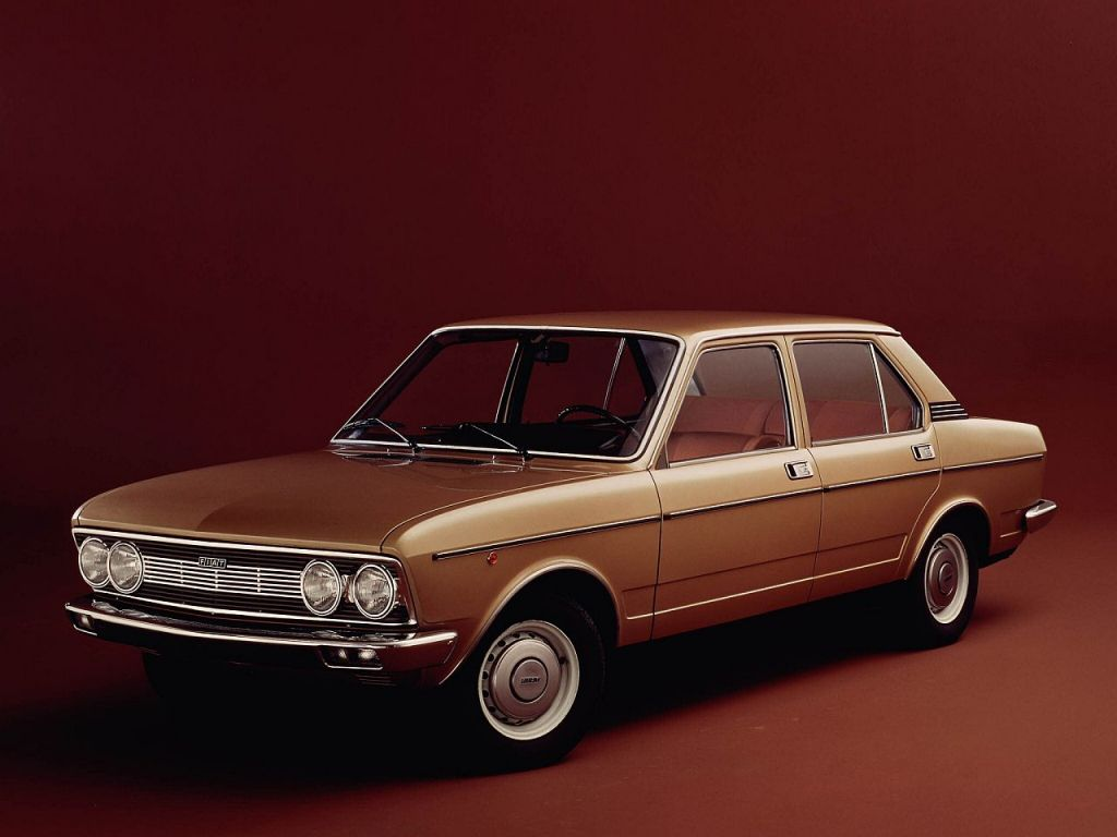 1972 Fiat 132 1800 Special