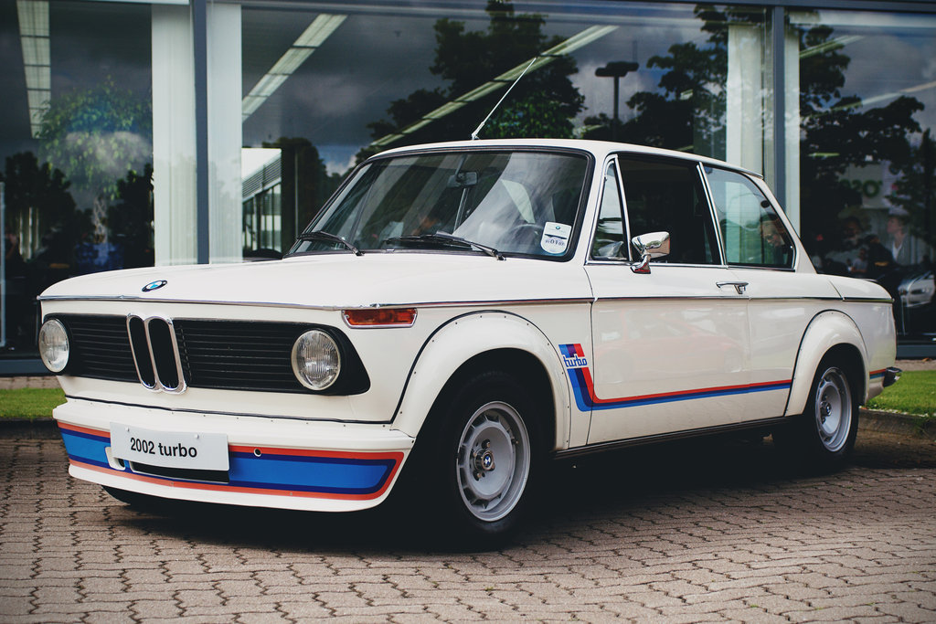 1973 BMW 2002 Turbo