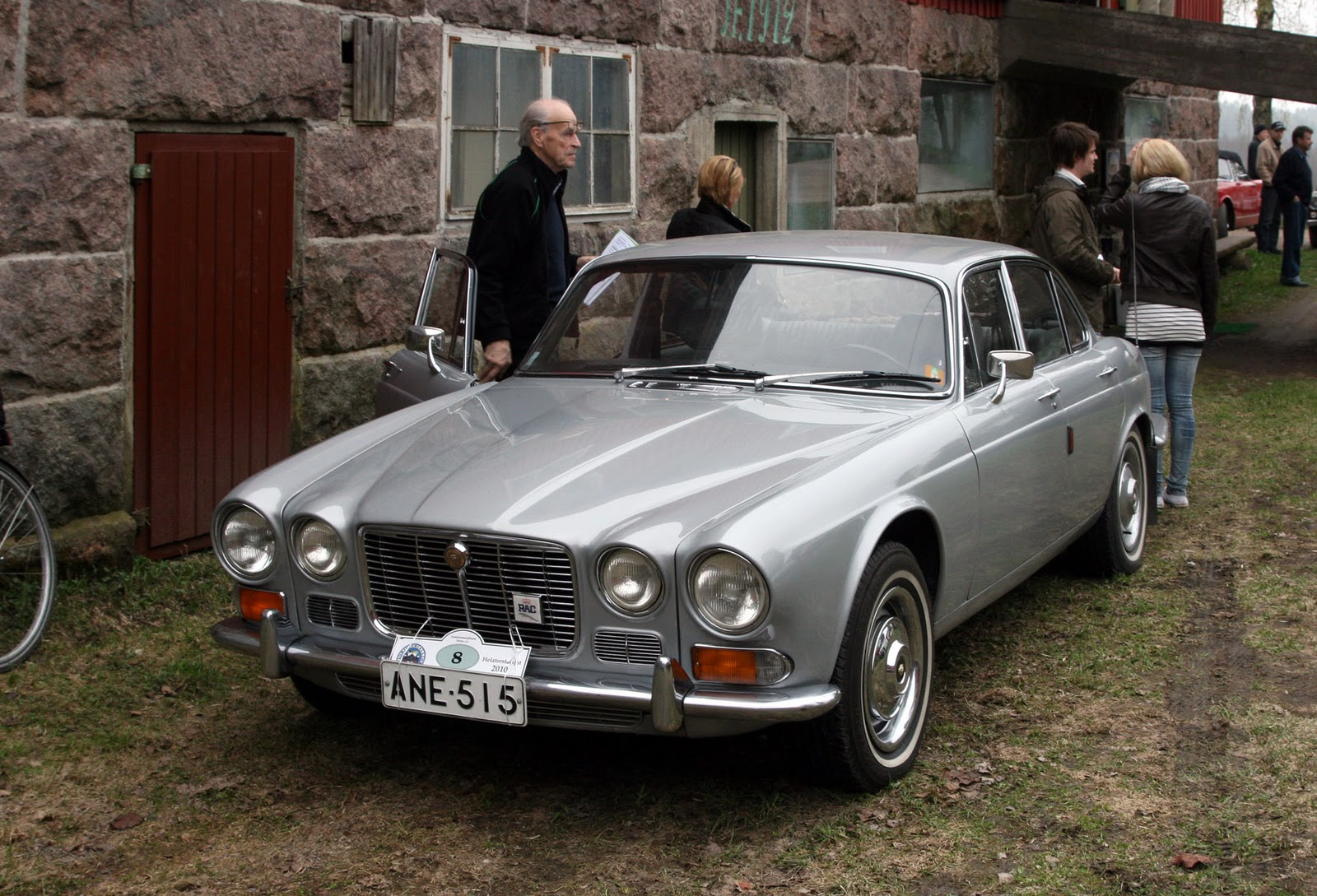 1973 Daimler Sovereign Series II 4.2