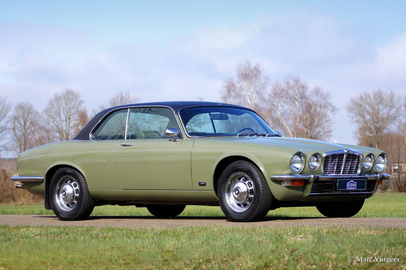 1973 Jaguar XJ6 4.2 Series II