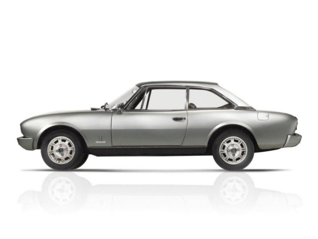 1974 Peugeot 504 V6 Coupe Carsaddiction Com