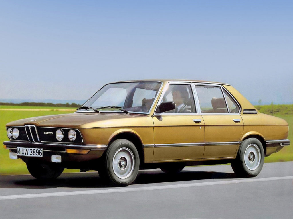1975 Bmw 525 Carsaddiction Com